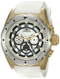 Invicta Men's 20308SYB Speedway Analog Display Quartz White Watch