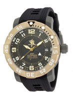 Invicta 14270 MenSea Base Limited Edition Swiss Automatic GMT Polyurethane Watch