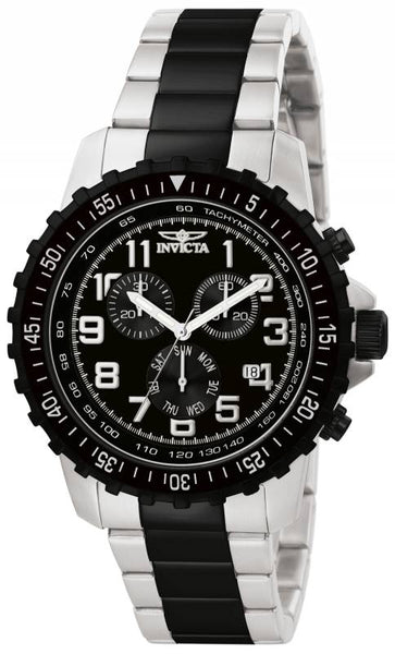 Invicta Men's 1326 Invicta II Chronograph Two-Tone Stainless Steel Watch