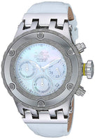 Invicta Women's 14456 Subaqua Quartz 3 Hand Pink Dial Watch