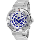 Invicta Men's 26201 Star Wars Automatic Multifunction Silver Dial Watch