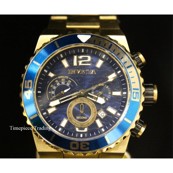 Invicta Men's 1344 Pro Diver Chronograph Stainless Steel Watch