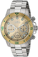 Invicta Men's 21888 Pro Diver Quartz Chronograph Sand Dial Watch