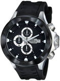 Invicta Men's 16900 I-Force Quartz Multifunction Black Dial  Watch