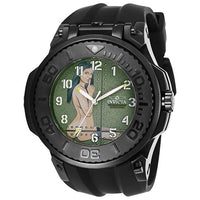 Invicta  Men's 25927 Reserve Quartz Chronograph Gunmetal, Green Dial Watch