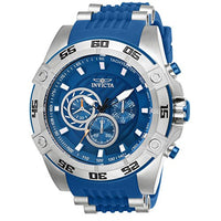 Invicta Men's 25506 Speedway Quartz Multifunction Blue Dial Watch