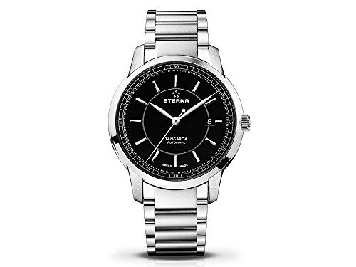 Eterna Watch Tangaroa Automatic Swiss Made 2948.41.41.0277 - Bracelet