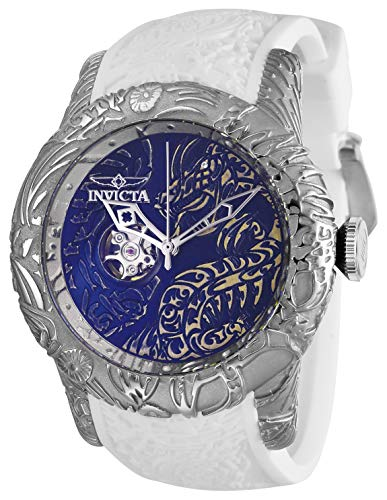 Invicta Men's S1 Rally 51mm Automatic 3 Hand Silicone Watch
