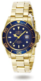 Invicta  Men's 9312 Pro Diver Quartz 3 Hand Blue Dial Watch