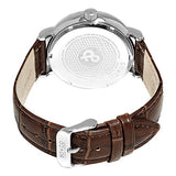 SO & CO New York Men's 5266L.1 Brown Leather Watch