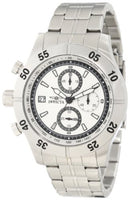 Invicta 11274 Men's Specialty Chronograph Textured Dial Stainless Steel Watch
