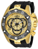 Invicta Men's 24276 Excursion Quartz Multifunction Gold Dial Watch