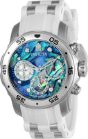 Invicta Men's 24829 Pro Diver Quartz Chronograph Ocean Blue Dial Watch