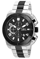 Invicta Men's 23408 Pro Diver Quartz Multifunction Black Dial Watch