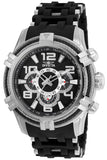 Invicta Men's 25553 Bolt Quartz Multifunction Black Dial Watch