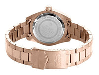 Invicta Women's 20353 Specialty Quartz 3 Hand Rose Gold Dial Watch