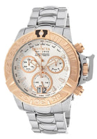 Invicta 10650 Men's Subaqua Noma II Chronograph White Textured Dial Watch