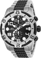 Invicta Men's 25551 Bolt Quartz Multifunction Black Dial Watch
