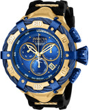 Invicta Men's 21354 Bolt Quartz Chronograph Blue Dial Watch