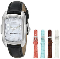 Invicta Women's 5168 Lupah Quartz 3 Hand White Dial Watch