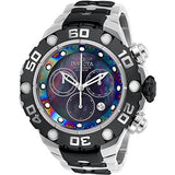 Invicta Men's 25719 Excursion Quartz Chronograph Black Dial Watch
