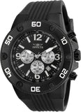 Invicta Men's 20274 Pro Diver Black Stainless Steel Watch with Polyurethane Band
