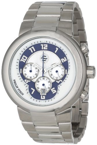 "Philip Stein 32-AN-SS Unisex ""Active: Stainless Steel Watch"