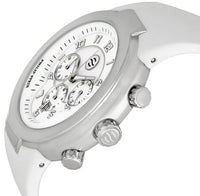 Philip Stein Men's 32-AW-RW Active White Rubber Strap Watch [Watch] Philip Stein