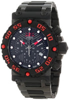 Invicta Men's 10045 Subaqua Nitro Chronograph Black Dial Black Watch [Watch]