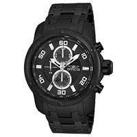 Invicta Men's 24157 Pro Diver Quartz Multifunction Black Dial Watch