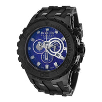 Invicta 80392 Men's Subaqua Analog Display Swiss Quartz Black Watch