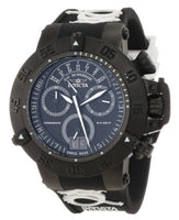 Invicta Men's 10188 Subaqua Noma III Chronograph Black Dial Black and White S...