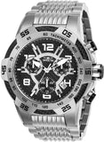 Invicta Men's 25285 Speedway Quartz Multifunction Black Dial Watch