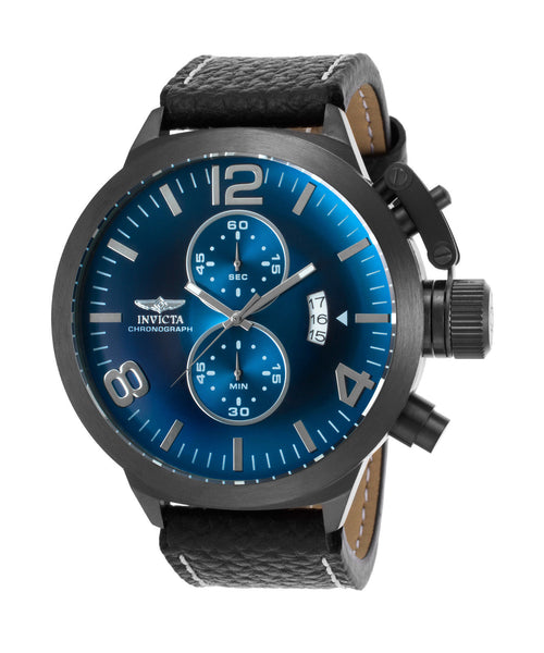 Invicta Men's 23687 Corduba Quartz Multifunction Blue Dial Watch