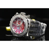 Invicta 80397 Men's Subaqua Analog Display Swiss Quartz Black Watch