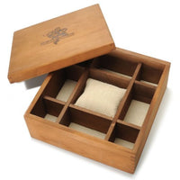 Invicta Sea Base Wooden Watch Collectors Box [Watch]