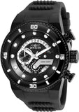 Invicta Men's 24228 S1 Rally Quartz Multifunction Black Dial Watch