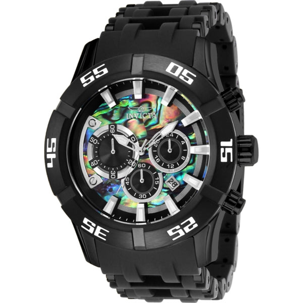 Invicta Men's 26531 Sea Spider Quartz Chronograph Rainbow Dial Watch