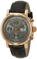 Stuhrling Original Men's 139 04 Prestige Prominent Analog Display Swiss Watch