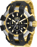 Invicta Men's 26673 Bolt Quartz Chronograph Black Dial Watch