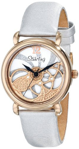 Stuhrling 737 03 Women's Vogue Pirouette Analog Display Swiss Quartz Watch