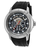 Invicta Men's 22629 Objet D Art Automatic 3 Hand Black Dial Watch