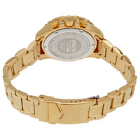 Invicta Pro Diver Lady Chronograph Gold Dial Ladies Watch 25747