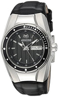 Technomarine Women's TM-115386 Cruise Quartz Black Dial Watch