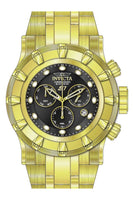 Invicta Men's 23954 S1 Rally Quartz Chronograph Black Dial Watch
