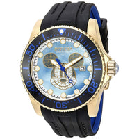 Invicta Men's 22751 Disney Automatic 3 Hand Blue, White, Black Dial Watch