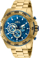 Invicta Men's 25536 Speedway Quartz Chronograph Blue Dial Watch