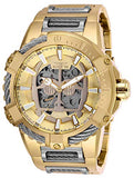 Invicta Men's 26205 Star Wars Automatic Multifunction Gold Dial Watch