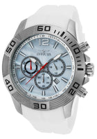 Invicta Men's 20297 Pro Diver Quartz Chronograph Platinum Dial Watch