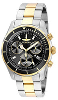 Invicta Men's 26057 Pro Diver Quartz Chronograph Black Dial Watch